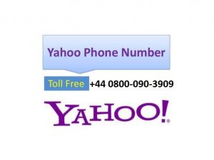 Yahoo Phone Number