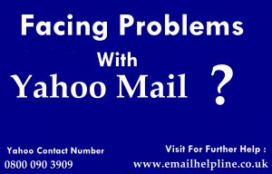 Yahoo contact support number
