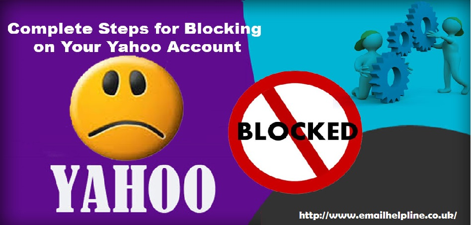 Blocking Someone on Yahoo