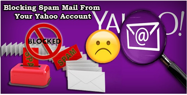 Block spam mail from yahoo