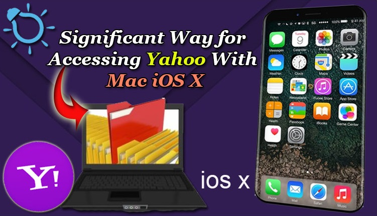 Access Yahoo With Mac iOS X